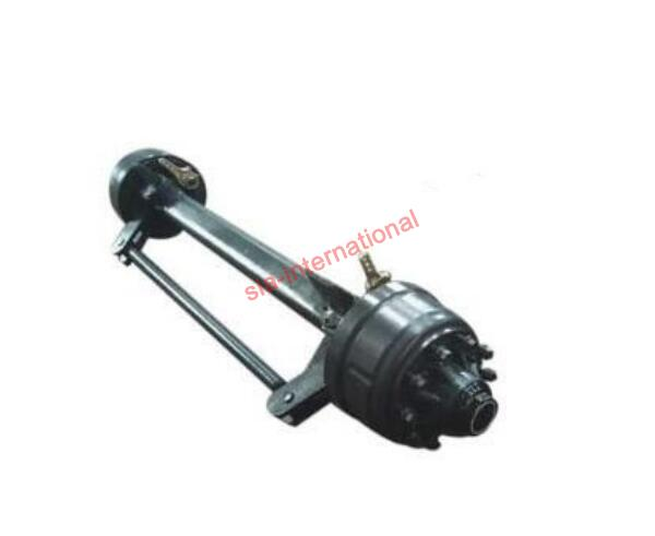 Steering Trailer Axle